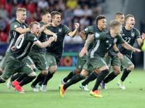 U21-EM England - Deutschland