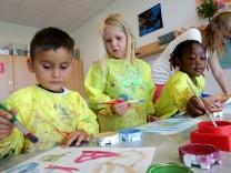 Der Gemeinde Neufahrn bei Freising fehlen 50 Kindergartenplätze.