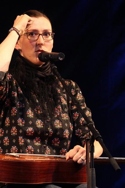 Martina Schwarzmann, 2012