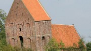 Schiefster Turm der Welt; Ostfriesland; AFP