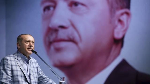 Recep Tayyip Erdoğan G-20-Gipfel