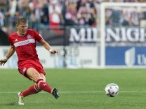 New England Revolution - Chicago Fire