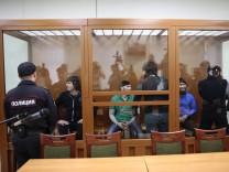 Urteil im Prozess zu Nemzow-Mord erwartet