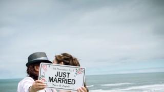 Gleichgeschlechtliche Hochzeit in Neuseeland