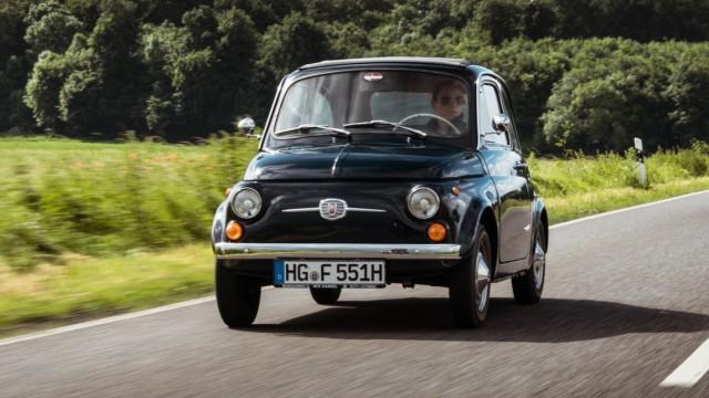 Fiat 500 Nuova Cinquecento