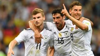 Confed Cup DFB-Elf beim Confed Cup