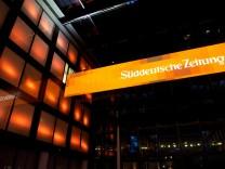 Nacht im Mai der Süddeutschen Zeitung in München, 2017