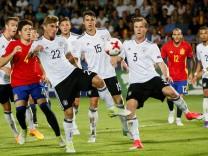 Germany v Spain - UEFA Euro U21 Championships Final