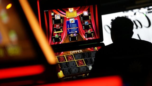 Kriminalität Illegales Glücksspiel