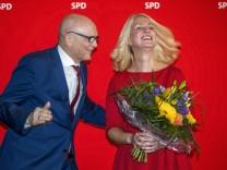 SPD-Sonderparteitag in MV