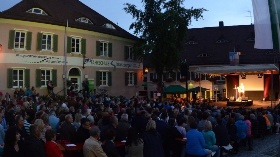 Altomünster Benefiz-Konzert in Altomünster