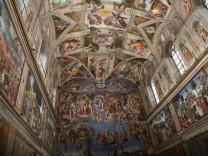 Italien Rom 2016 Roma Rom Vatikan 02 11 2016 Vatikan Vatikan Museum Sixtinische Kapelle S
