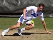 Wimbledon - Training