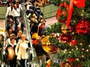 Weihnachtsshopping, dpa