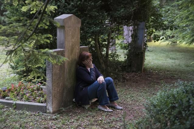Haar Nachts Auf Dem Friedhof Landkreis München Süddeutschede