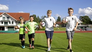 Wolfratshausen Testpiel des Rekordmeisters