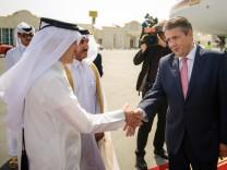 Bundesaußenminister Gabriel reist in die Golfregion