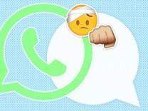Whatsapp Kolumne Prügelei