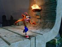 Crash Bandicoot Screenshot