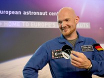 Astronaut Alexander Gerst plant neue Weltraummission