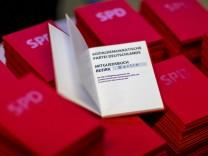 Mitgliederzuwachs bei der SPD