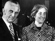 Herbert und Johanna Quandt