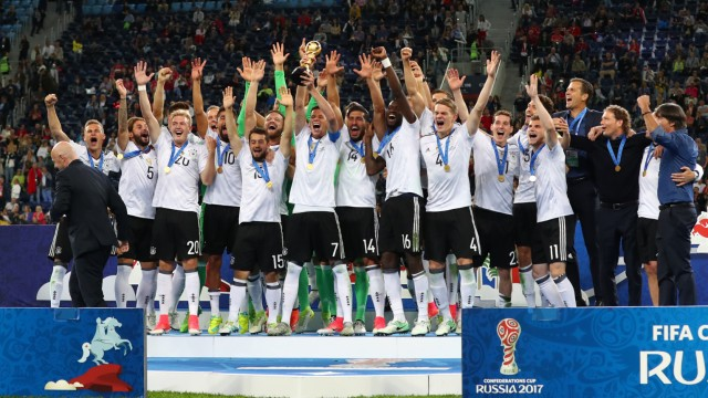 Chile - Deutschland