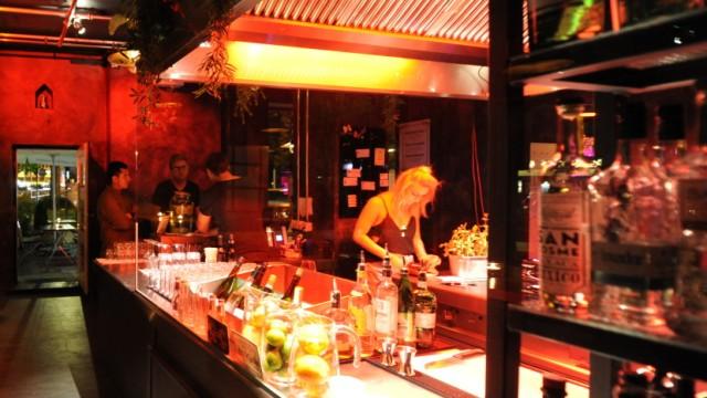Bars Cornerbar