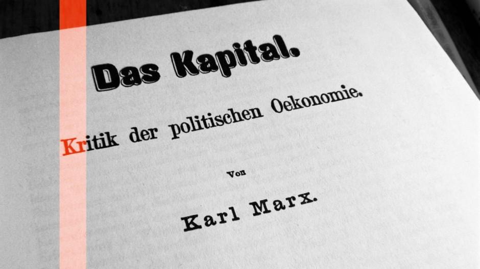150 Jahre Das Kapital Experten zu Marx
