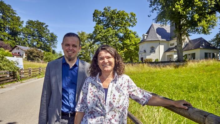 Elke und Matthias Binder