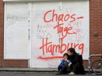 G-20-Gipfel - Aufräumen nach Krawallen in Hamburg