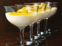 Das Rezept Pfirsichjoghurt Foto und Foodstyling: hungerhimmelhobl