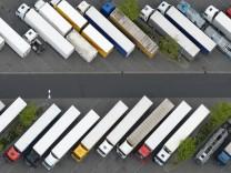 Firmen suchen Fahrer