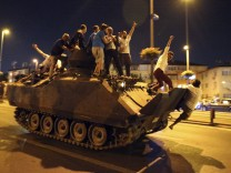 Attempted coup d'etat in Turkey