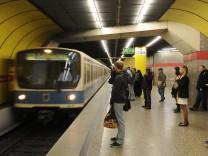 U-Bahnstation am Sendlinger Tor in München, 2012