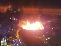 Feuer in London