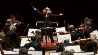 City of Birmingham Symphony Orchestra mit  Mirga Gražinyte-Tyla 2016
