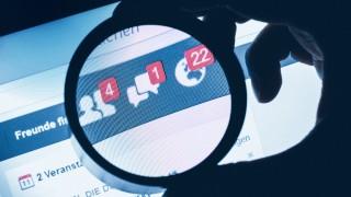 Fcaebook-Profil unter der Lupe