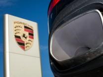 Porsche - Diesel-Cayenne