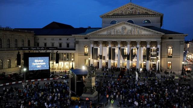 Kultur München Oper für alle