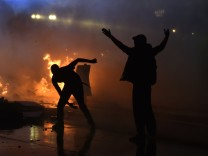 GERMANY - G20- SUMMIT - PROTEST