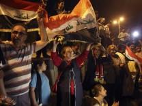 """Iraker feiern ´großen Sieg"""" über ISinMossul"""