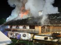 Ex-Bürgermeister nach Brand verurteilt
