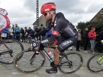 MATZKA Ralf GER Rider of BORA ARGON 18 CYCLISME A Travers La Flandre Waregem 23 03 2016 Phot