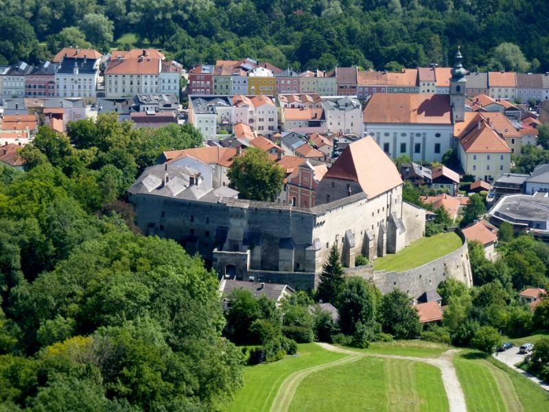 Burg Tittmoning