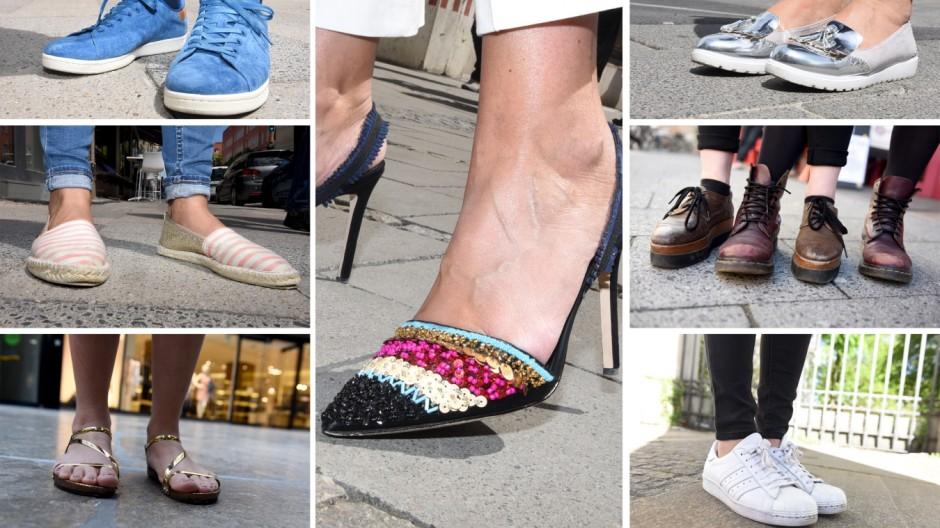 Schuhe kombi
