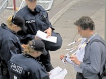 G20 / Schwarze Liste Journalisten