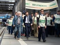 Streik der Lokführer