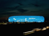 Friendly match FC Bayern Munich v TSV 1860 Munich; arena