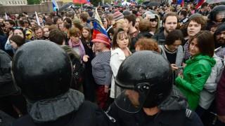 Russland Gesichtserkennung